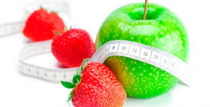 nutricion, jornada, fresa, manzana, dieta, salud