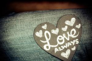 Agobio generalizado con un amor para siempre