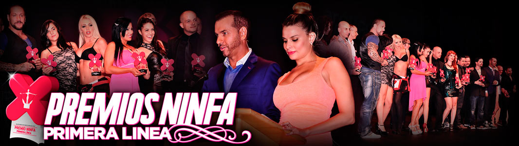 Premios Ninfa salon erotico barcelona 2015