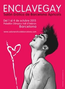 EnClaveGay festival erotico de barcelona 2015