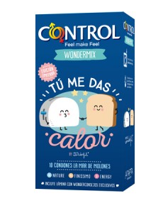 Mr wonderful y control