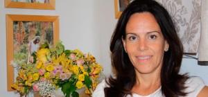 Beatriz Álvaro, diseñadora de trajes de novia de alta costura