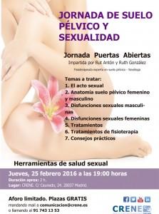 Jornada gratis de suelo pélvico y sexualidad