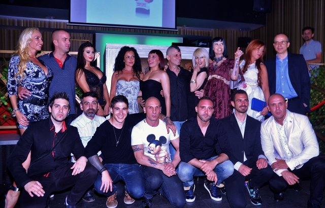 Premios ninfa