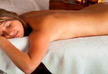 masaje entre chicas