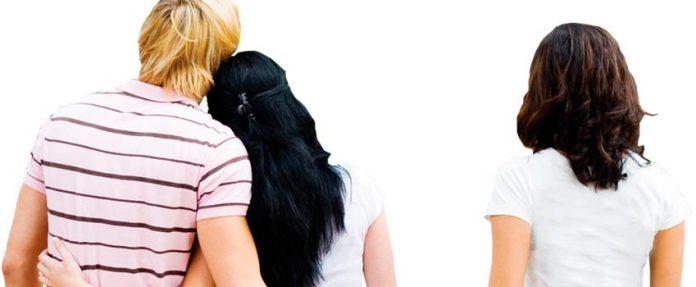 infidelidad en el cole
