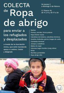 ayuda a refugiados en Grecia
