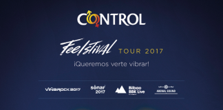 CONTROL Feelstival Tour